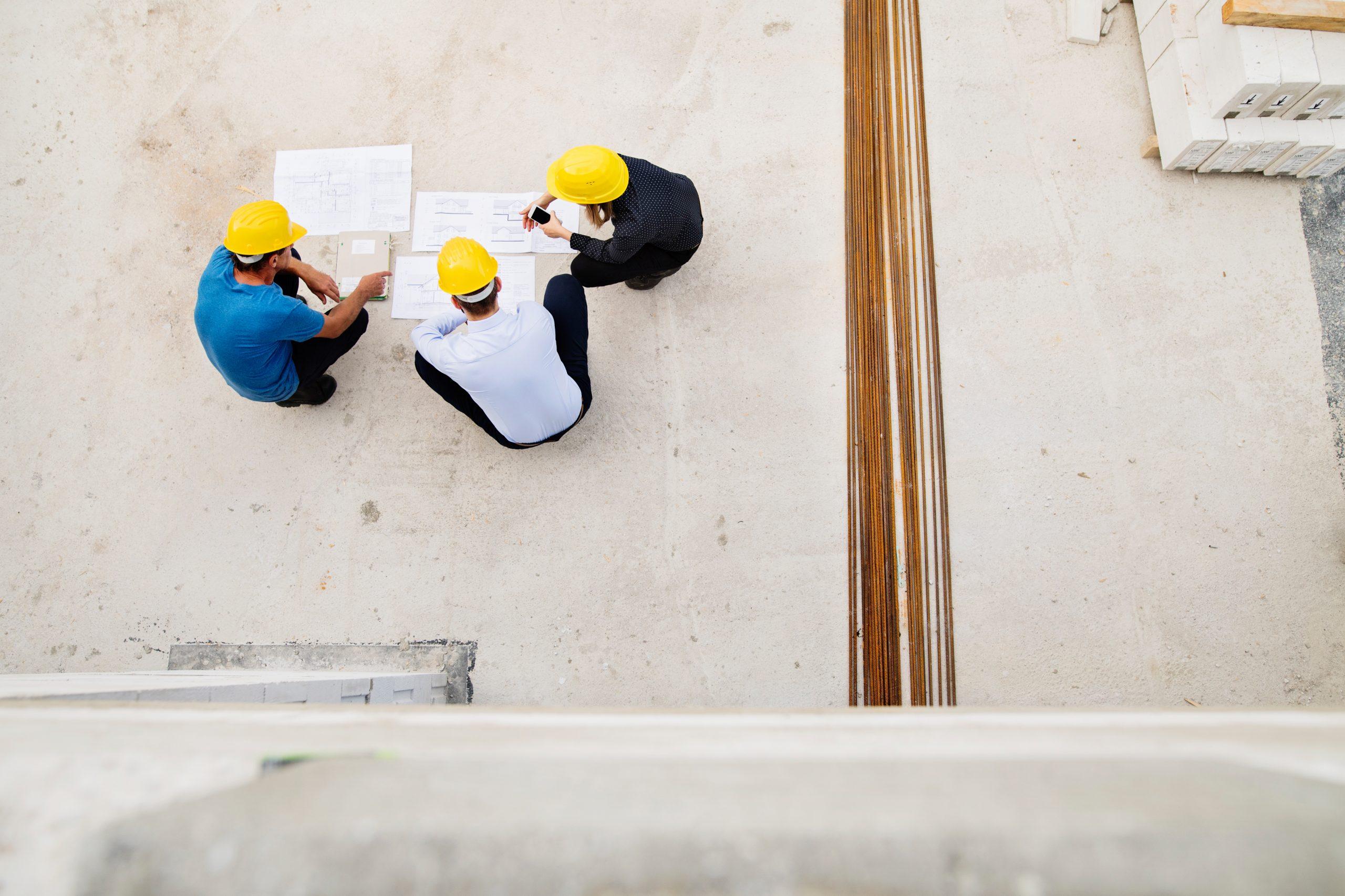 statybu valdymas